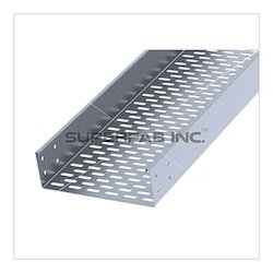 Return Flange Inside Perforated Cable Tray