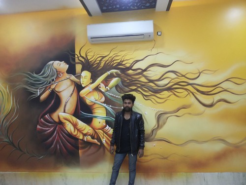Wall Art & 3D Painting Service Provider from Delhi