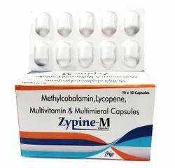 Methylcobalamin, Lycopene and Multiminerals Capsules