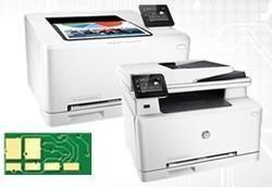 Reset HP LaserJet M553 Toner Chip