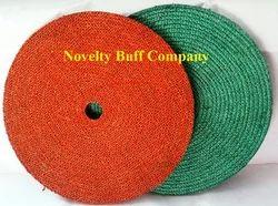Treated Sisal Discs