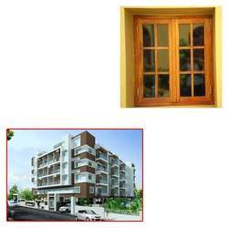 Window Frames for Flats