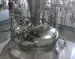 Shampoo Manufacturing Vessel