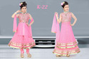 Designer Kids Wear - Anarkali Suits