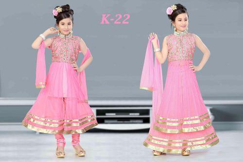 Designer Kids Wear - Anarkali Suits