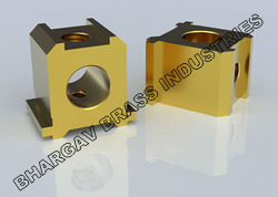 Precision Brass Component