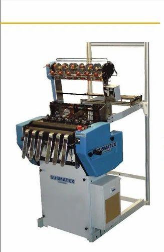 Twill Tape High Speed Needle Loom Machine