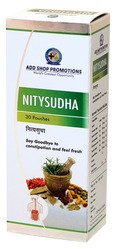 Nitysudha Powder (say Goodbye To Constipation)