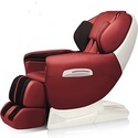 Maxima Luxury Massage Chair - Rose Red