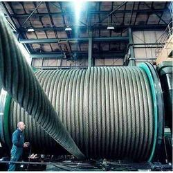 Industrial Wire Rope - Manufacturer from Vadodara