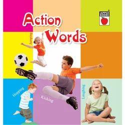 My Soft Wonder  Action Words