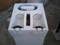 Hand Made Thermocol Box
