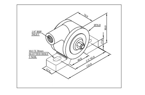 Standard Turbine  Vibrators