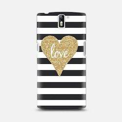 Customized Mobile Case - Love