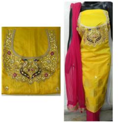 Wedding Wear Banarasi Suit