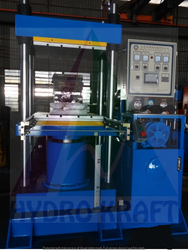 Hydraulic Compression Moulding Press