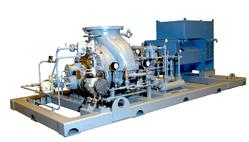 Steam Turbine for Steel Mills