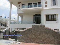 EXTERIOR AND INTERIOR STONE - Interior Stone Wall Panel Service ...