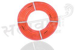 PVC Red Color Transparent Garden Pipe