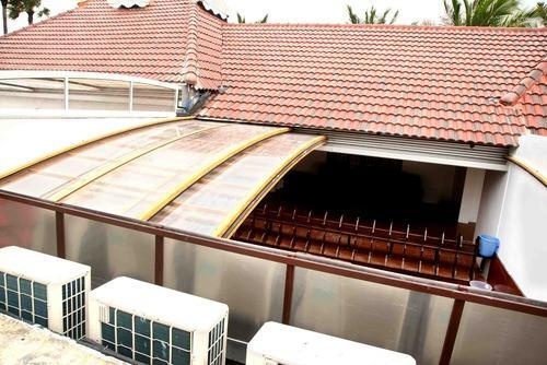 Retractable Roof At Rs 3000 Square Feet Retractable