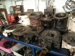 Ajex Hydraulic Pump Piston Service