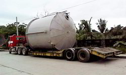 Heavy Equipment Transport Services