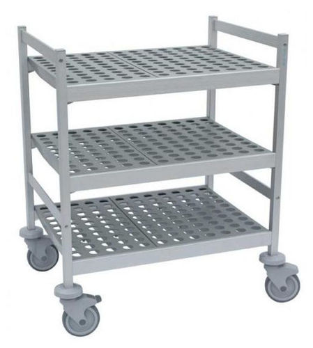 Trolleys & Racks - Commercial Kitchen Trolley Manufacturer from Pune