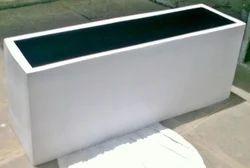 FRP Movable Planter Box