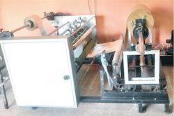 Paper Reel Slitter Machine