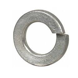 Steel Split Lock Washer