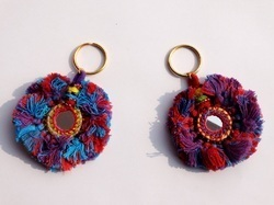 Tribal Banjara Key Rings