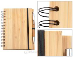 Bamboo Planner - Corporate Gifts