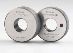 BSP Thread Ring Gauges