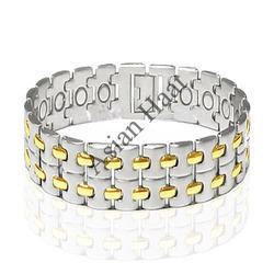 Tungsten Stone Bio Magnetic Bracelet