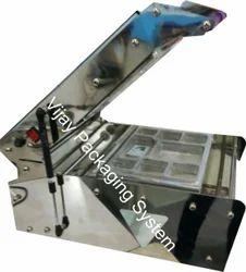 8-Portion Thali - Meal Tray Sealing Machine