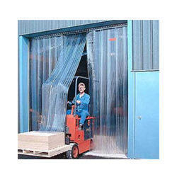 Industrial PVC Curtain