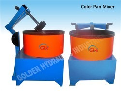 Colour Pan Mixer