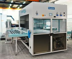 Automatic Spray Paint Booth For Wood