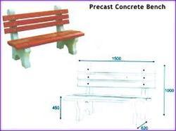 RCC Railway Bench