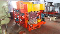 16 Bricks Concrete Block Making Machine- 1680