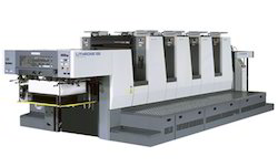 Man Rolland Offset Printing Machines