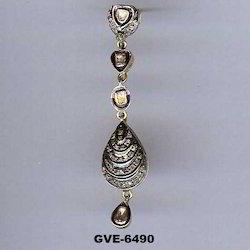 Hyderabadi Diamond Earring