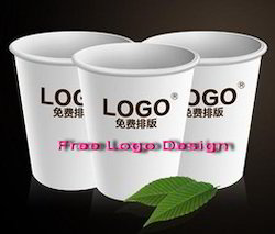 Customise our paper cups with your logo or message Branded Paper Cups