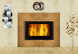 Wood Pellet Fireplace