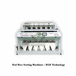 Red Rice Sorting Machines