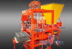 Global 1000 SHD Block Making Machine Without Conveyor