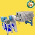 Seed Oil Filter Press