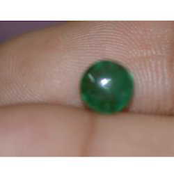 Natural Emerald Cabochon