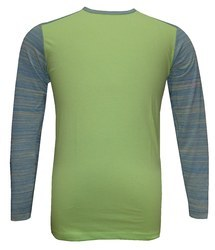 Mens Polyester T Shirt