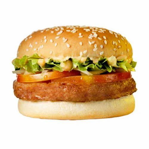 Chicken Food Product Crispy Chicken Burger Wholesale Distributor
